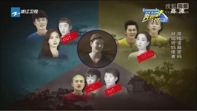 Running Man China Vs Running Man Korea Special ~ Everything