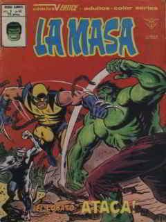Primera aparición Wolverine