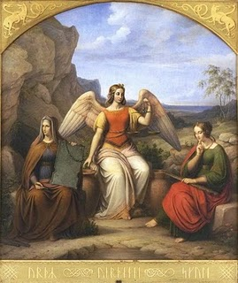 The Three Norns Image
