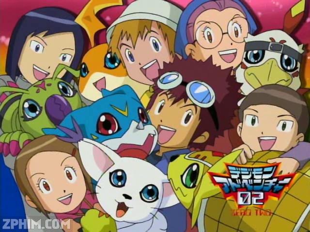 Ảnh trong phim Cuộc Phiêu Lưu Của Những Con Thú 2 - Digimon: Digital Monsters Season 2 1