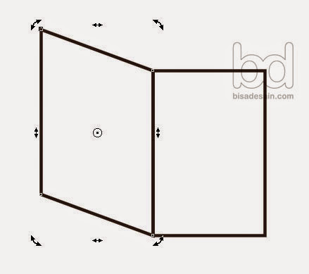 Gambar 04 - Cara Mudah Membuat Logo dengan Corel Draw