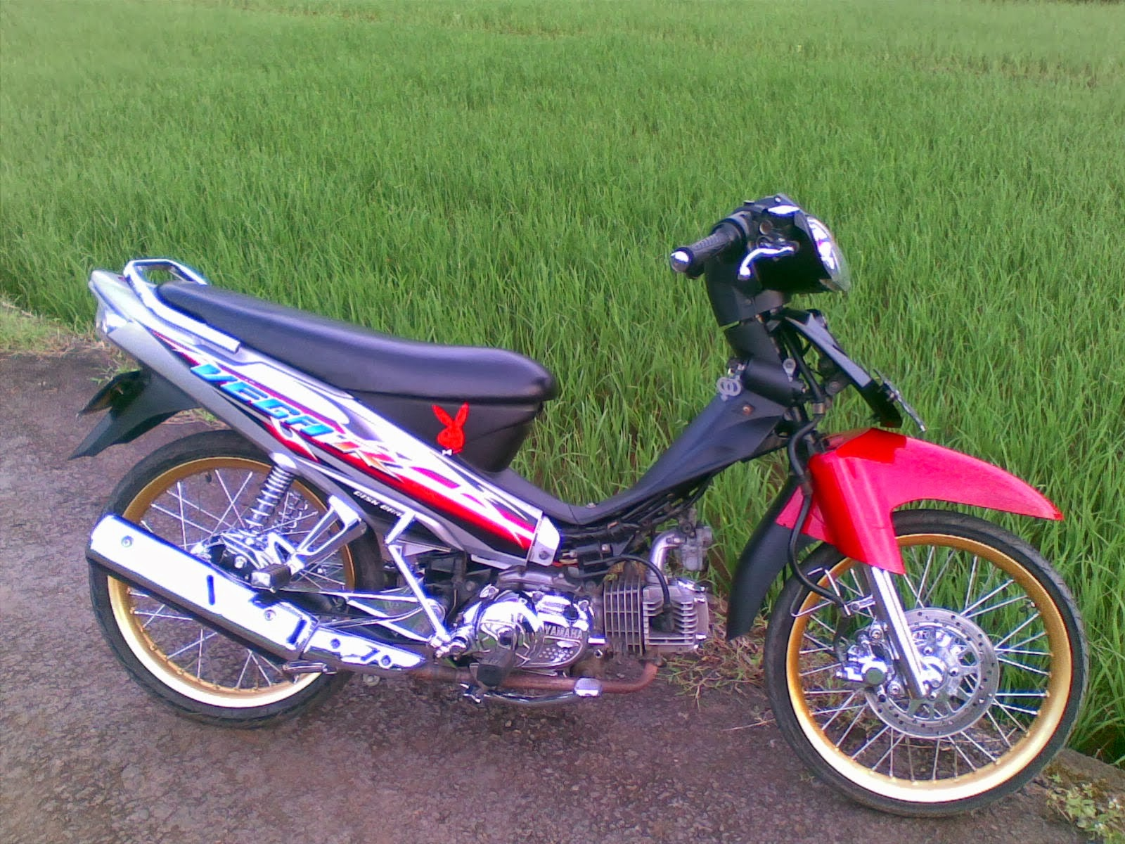 vega r modifikasi drag