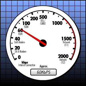 طريقة معرفة سرعة النت لديك | اعرف سرعة اتصال الانترنت الحقيقة | قياس سرعة النت