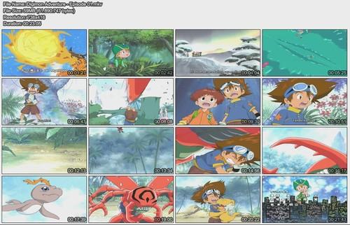 Storyboard Digimon