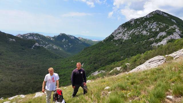 Velebitski planinarski put u pet dana