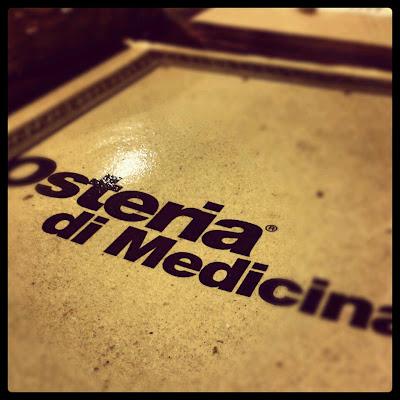Osteria di Medicina, Via Canedi, 32, Bologna, Italy