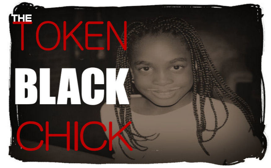 The Token Black Chick | A Memoir Blog