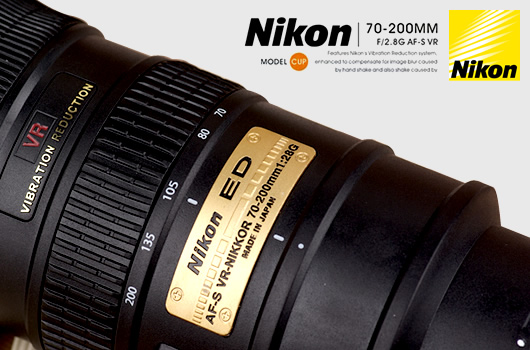 Nikon 70-200mm Lens Style Drink Thermos 2