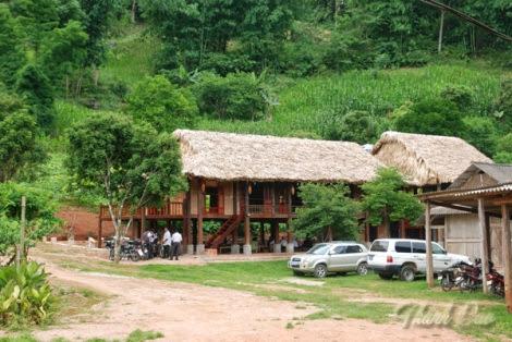 canh quan mien bac  pys travel009 Bản Dọi   Điểm du lịch homestay mới tại Mộc Châu