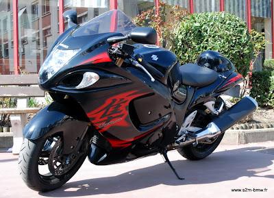 occasion suzuki gsxr 1300 hayabusa noir 2010 11100kms vendue saint maur motos. Black Bedroom Furniture Sets. Home Design Ideas