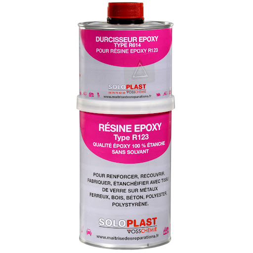Resine epoxy leroy merlin for Resine polyester leroy merlin