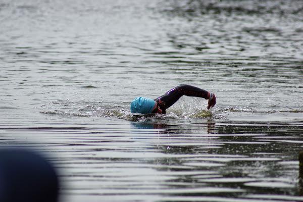 triatlon: zwemmen