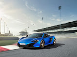 GENEVA 2014 - McLaren shows 650S before world premiere!