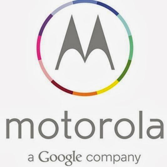 摩托羅拉全新LOGO設計,我們是一家Google公司