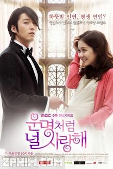 Định Mệnh Anh Yêu Em - Fated To Love You (2014) Poster