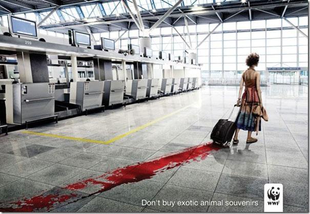 гениални реклами за опазването на света