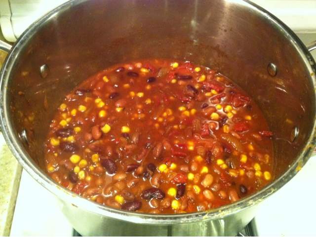 Produce Pantry: Vegan Chili
