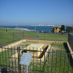 Tombstone near Bare Island of Pere Receveur (308486)