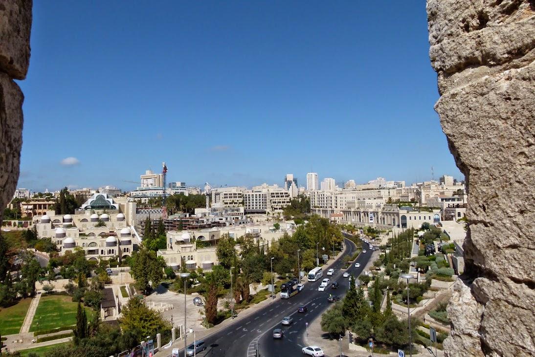 Jerusalem - A Modern City