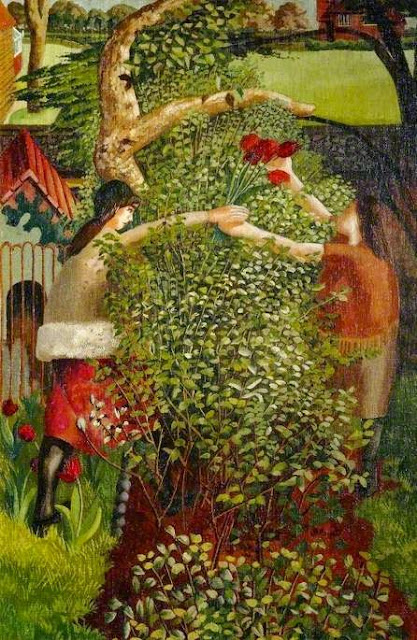 Stanley Spencer - Neighbours