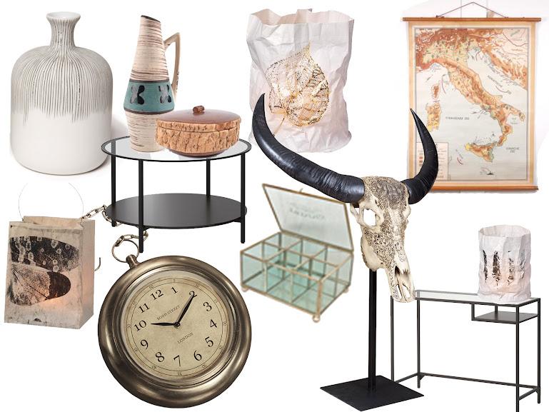 Vintage accessoires in je interieur esm e lifestyle for 3a interieur accessoires