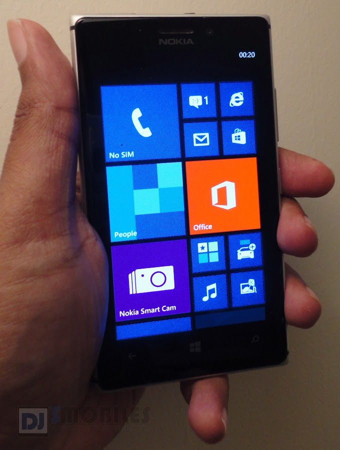 Nokia Lumia 925 - First Impressions