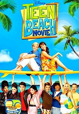 Filme Poster  Teen Beach Movie DVDRip XviD & RMVB Dublado