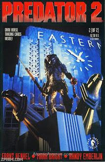 Quái Thú Vô Hình 2 - Predator 2 (1990) Poster