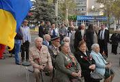 День партизанской славы в Николаеве