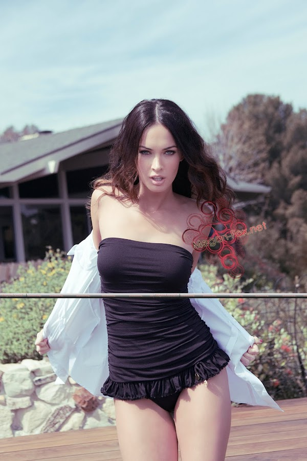 Megan Fox part 1(21pics)  #picasa:cleavage,picasa