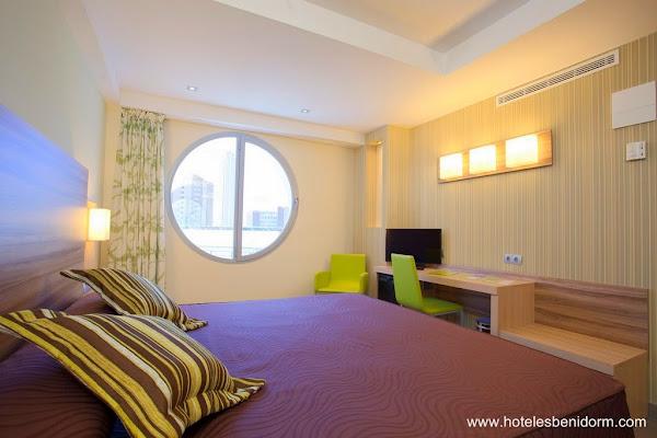 Hotel Riviera Beachotel, Calle Derramador, 8, 03503 Benidorm, Alicante, Spain