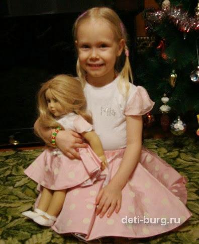 кукла миа - лучшая подружка для девочки