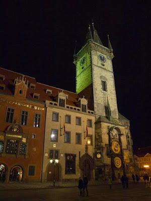 Ayuntamiento Viejo y Reloj Astronómico de Praga