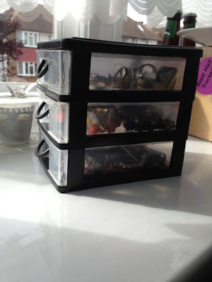 Ebay Jewellery Drawer Storage Unit