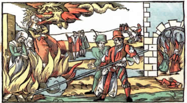 The Killing Of Witches Was Common Image
