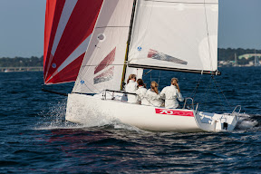 J/70 one-design sailboat