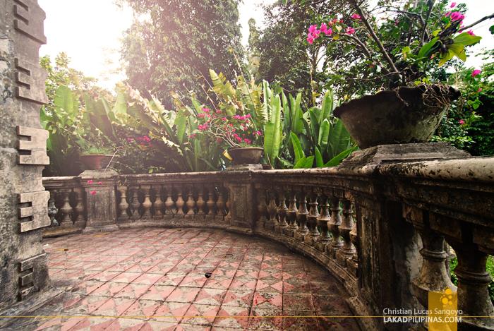 Veranda Details at Talisay City's The Ruins