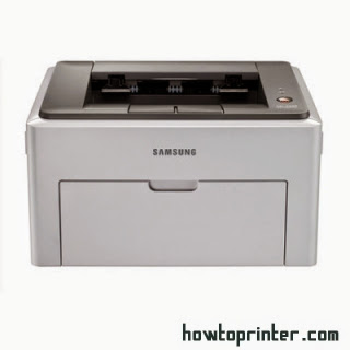Solution reset Samsung ml 2240 printers toner cartridge ~ red led flashing