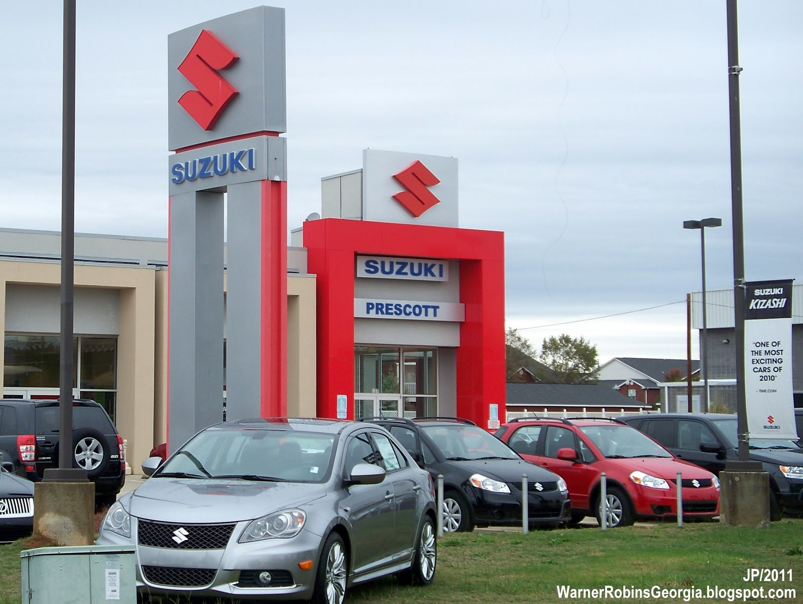Suzuki Car Dealership Warner Robins Ga