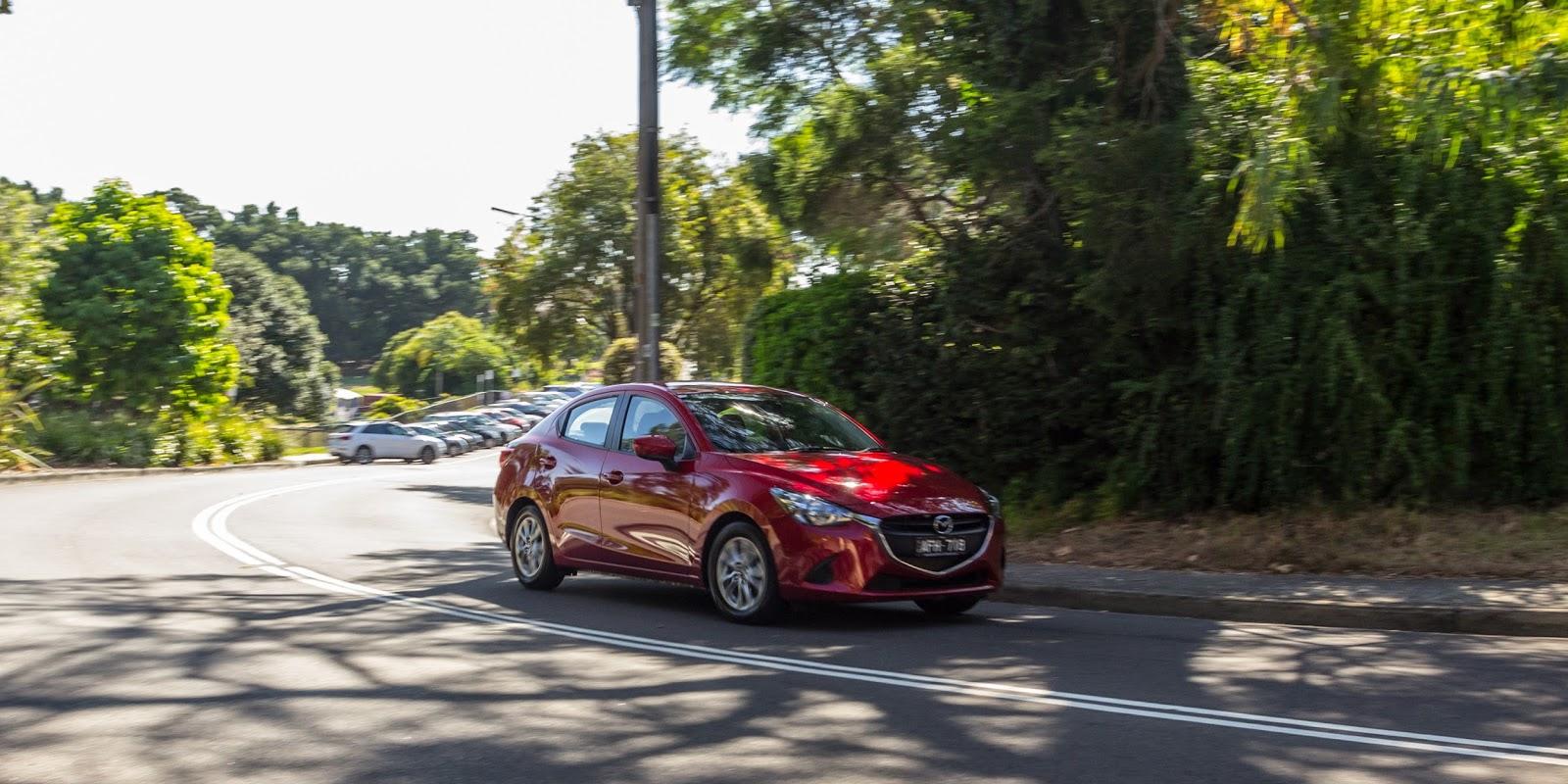 Mazda 2 2016 là một chiếc xe tốt để di chuyển cũng như trải nghiệm