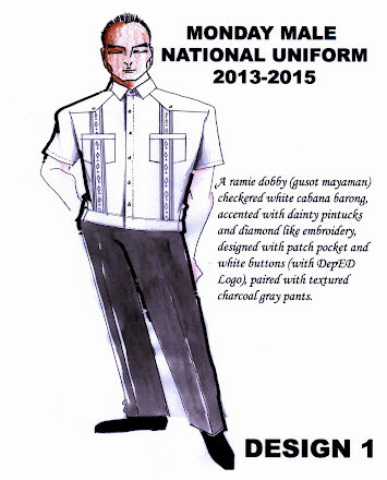 DepED Teachers new Uniform Design SY 2013-2015 Photos 02-2013-02-22   DepED  Uniform Design SY 2013-2015