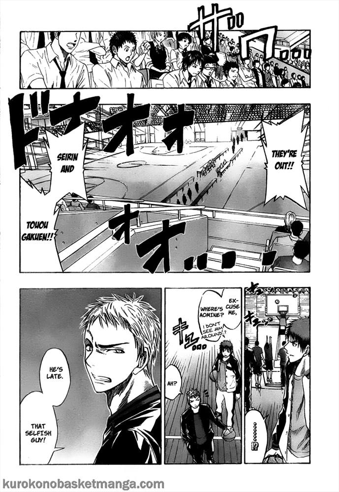 Kuroko no Basket Manga Chapter 42 - Image 16