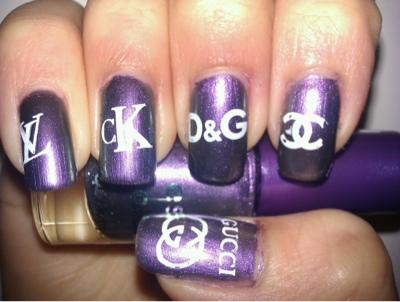 Nail Drama Designer Nails