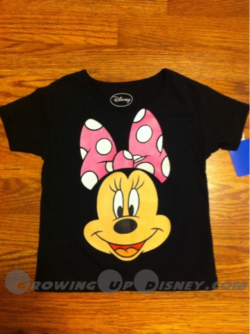 Growing Up Disney Magical Blogorail Special Edition Minnie Mouse Birthday Party Attire