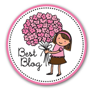 """Premio """"Best Blog"""" Otorgado por Artesanas de Corazón (Fernanda)"""