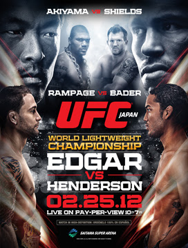 3 Download   UFC 144: Edgar Vs. Henderson   HDTV