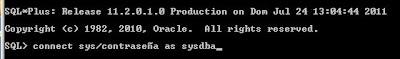 Objeto de tipo directory creado en Oracle