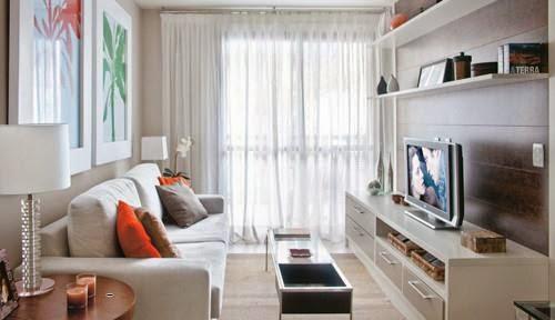 Những mẫu phòng khách nhỏ xinh và ấm cúng_NỘI THẤT PHÒNG KHÁCH-3