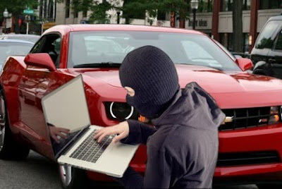 Another thing to worry about: hackers can control your car