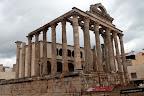 Foto del Templo de Diana